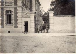 SOISSONS - Visite De La Ville Par Sir Conan Doyle Et Mr Masise - Aisne Guerre 1914 1918 - 1914-18