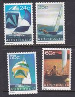Australia ASC 816-821 1981 Yachting In Australia, Mint Never Hinged - 1980-89 Elizabeth II
