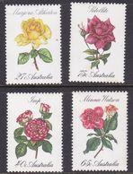 Australia ASC 838-841 1982 Rises, Mint Never Hinged - 1980-89 Elizabeth II