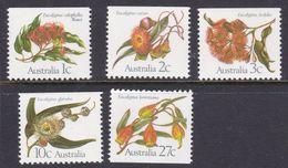 Australia ASC 864-868 1982 Eucalypts, Mint Never Hinged - 1980-89 Elizabeth II
