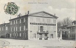 Montélimar - Hôtel De La Poste En 1907 (Relais De L'Empereur) - Librairie Baume - Montelimar