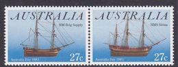 Australia ASC 873-874 1983 Australia Day, Mint Never Hinged - 1980-89 Elizabeth II