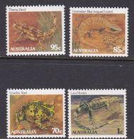 Australia ASC 876-879 1983 Animals Definitives, Mint Never Hinged - 1980-89 Elizabeth II