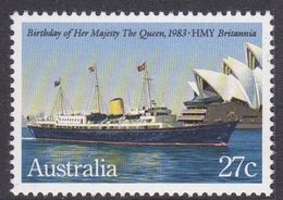Australia ASC 884 1983 Queen Elizabeth Birthday, Mint Never Hinged - 1980-89 Elizabeth II