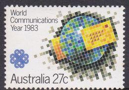 Australia ASC 885 1983 World Communications Year, Mint Never Hinged - 1980-89 Elizabeth II