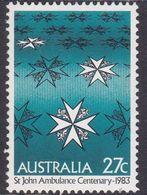 Australia ASC 886 1983 St Jon's Ambulance, Mint Never Hinged - 1980-89 Elizabeth II