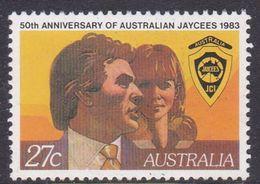 Australia ASC 887 1983 50th Anniversary Of Jaycees, Mint Never Hinged - 1980-89 Elizabeth II