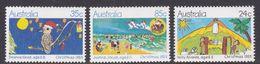 Australia ASC 902-904 1983 Christmas, Mint Never Hinged - 1980-89 Elizabeth II