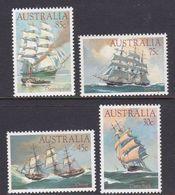 Australia ASC 920-923 1984 Clipper Ships, Mint Never Hinged - 1980-89 Elizabeth II