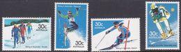 Australia ASC 924-927 1984 Skiing In Australia, Mint Never Hinged - 1980-89 Elizabeth II