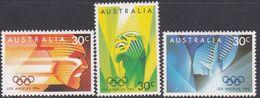 Australia ASC 934-936 1984 Olympic Games Los Angeles, Mint Never Hinged - 1980-89 Elizabeth II