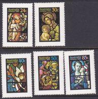 Australia ASC 938-942 1984 Christmas, Mint Never Hinged - 1980-89 Elizabeth II