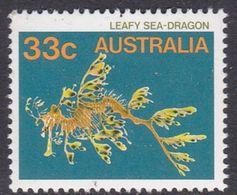 Australia ASC 964 1985 Marine Life Definitive 33c Sea-Dragon, Mint Never Hinged - 1980-89 Elizabeth II