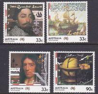 Australia ASC 965-966 1985 Australia Bicentennial II, Mint Never Hinged - 1980-89 Elizabeth II