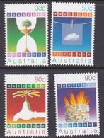 Australia ASC 970-973 1985 Conservation, Mint Never Hinged - 1980-89 Elizabeth II