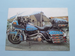 HARLEY-DAVIDSON Custom ( Don Morley ) Euredition Den Haag ( Zie Foto's ) ! - Motorbikes