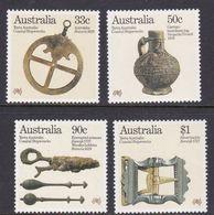Australia ASC 990-993 1985 Australia Bicentennial III, Shipwrecks, Mint Never Hinged - 1980-89 Elizabeth II