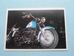 HARLEY-DAVIDSON 1992 Fat Boy ( Don Morley ) Euredition Den Haag ( Zie Foto's ) ! - Motorbikes