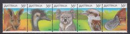Australia ASC 1029-1033 1986 Wildlife I, Mint Never Hinged - 1980-89 Elizabeth II