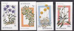 Australia ASC 1034-1037 1986 Alpine Wildflowers, Mint Never Hinged - 1980-89 Elizabeth II
