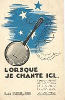 OFLAG XIII A DE NUREMBERG : LORSQUE JE CHANTE ICI - 1939-45