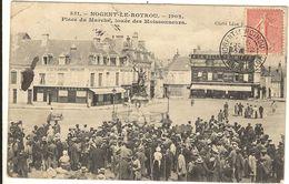 NOGENT Le ROTROU  -  Place Du Marché - Louée Des Moissonneurs  154 - Nogent Le Rotrou