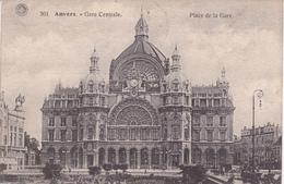Anvers Gare Centrale - Place De La Gare – 301. - Antwerpen
