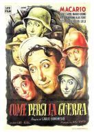 [MD2059] CPM - ERMINIO MACARIO - CINEMA - COME PERSI LA GUERRA - CENTENARIO DELLA NASCITA - CON ANNULLO 9.3.2002 - NV - Cinema