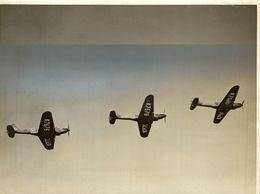 WWII FAIREY BATTLE BOMBER   21 * 16 CM  AIRPLAIN, AVION AIRCRAFT ROYAL NAVY - Aviación