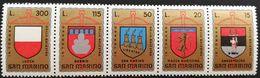 San Marino  1974 Crossbow Tournament - San Marino