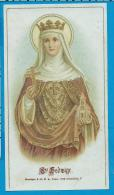 Holycard    St. Hedwige   Benzinger - Images Religieuses