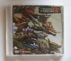 Monster Hunter Frontier 2010 Anniversary ( Japanese )  Install Disc ( DVD ROM For Windows ) - Other