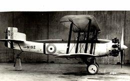 FAIREY FERRET III     +++   9 * 13 CM  AIRPLAIN, AVION AIRCRAFT ROYAL NAVY - Aviación