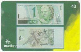BRASIL G-178 Magnetic BrasilTelecom - Collection, Bank Note - Used - Brasile
