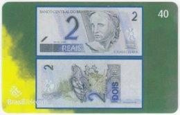 BRASIL G-213 Magnetic BrasilTelecom - Collection, Bank Note - Used - Brasile