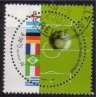 3483 - 2002 - Champions Du Monde De Football - Cachet Rond - France