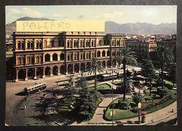 Palermo Stazione Centrale  VIAGGIATA 1966  COD.C.2022 - Palermo