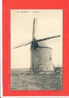 80 ETINEHEM Cpa Le Moulin    Edit Lelong Albert - Autres Communes