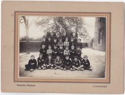 PHOTO D'ECOLE - VINCENNES - Dumesnil-Marguin - Année Scolaire 1930/31 - Photo Prise Le 13/12/1930 - Sonstige