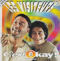 CD. Les Visiteurs. C'est Okay. Christian Clavier. Jean-Marie Poiré. - Filmmuziek