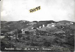 Umbria-terni-ospedaletto Panorama Veduta Differente Ospedaletto Anni 50/60 - Altre Città