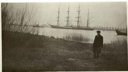 PASSAT BELGIE BELGIQUE   +- 10* 6.5 CM Voilier - Velero Sailboat - Barcos