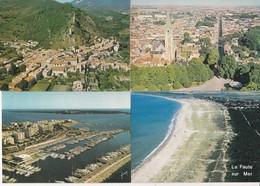 50 Vues Aerienne ---france---cpm Couleur - Postkaarten