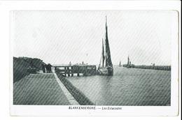 Carte Postale - Belgique - Blankenberge- Les Estacades -  S1271 - Blankenberge