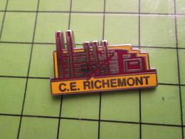 718a Pin's Pins / Beau Et Rare : Thème MARQUES / RICHEMONT COMITE D'ENTREPRISE Par PICHARD SAUMUR - Trademarks