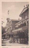 188789Hilversum, Palace Hotel (poststempel 1916) - Hilversum