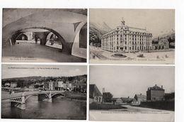 LOT  DE 48 CARTES  POSTALES  ANCIENNES  DIVERS  FRANCE  N91 - Cartes Postales