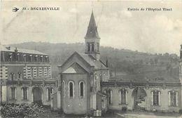 18-4732 : DECAZEVILLE. HOPITAL. - Decazeville