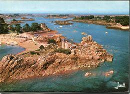 CPM - ILE DE BREHAT - Vue Aérienne - La Pointe De Guerzido - Ile De Bréhat