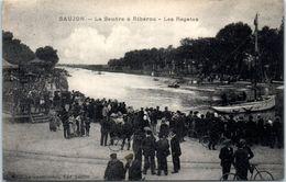17 - SAUJON --  La Seudre àn Ribérou - Les Régates - Saujon